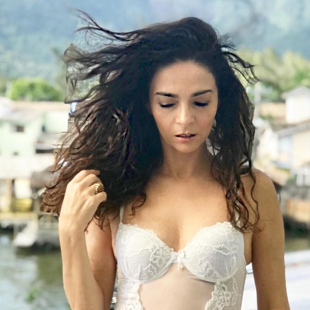 Claudia Ohana (Foto: Reprodução Instagram)