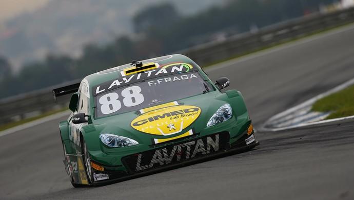 Felipe Fraga vai largar em 7º neste domingo (30) (Foto: Carsten Horst/ Hyset/ RF1)