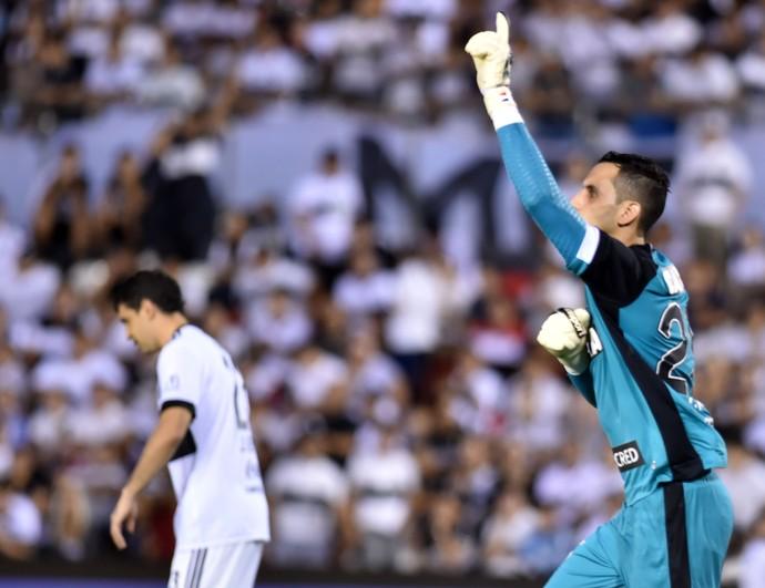 Olimpia x Botafogo gatito  (Foto: AFP)