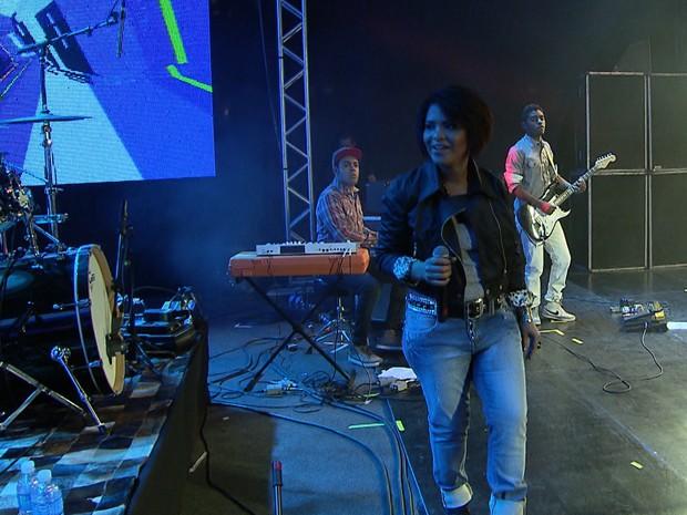 Festival Promessas, no Mineirinho, em Belo Horizonte.  (Foto: Reprodução/TV Globo)