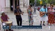 Maciel Salu faz show de lançamento de novo trabalho no Teatro de Santa Isabel