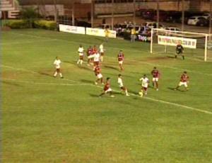 Velo Clube x Noroeste - Copa Paulista (Foto: Reprodução)