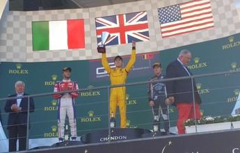 Jack Aitken vence prova da GP3  em Spa-Francorchamps, na Bélgica
