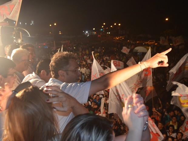amapá; macapá; clécio; prefeito; eleições; (Foto: John Pacheco/G1)