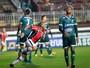 Joinville começa bem, mas cede empate para Luverdense em SC
