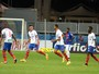 Bahia faz três gols em 20 minutos e vence o Paraná na Arena Fonte Nova