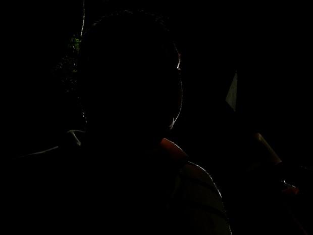 Homem ficou como refém dos criminosos por cerca de duas horas em Natal (Foto: Reprodução/Inter TV Cabugi)