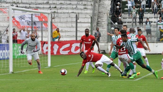 Juventude x Inter no Alfredo Jaconi (Foto: Arthur Dallegrave / Juventude, DVG)