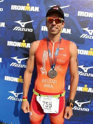 Brener Belozi Ironman 70.3 Foz do Iguaçu 1 (Foto: Mizuno / Divulgação)