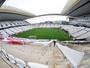 Técnico do Corinthians Feminino cita prós e contras em fazer final na Arena