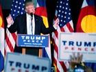 Trump diz a Hillary que não vai mais ser 'o cara legal'