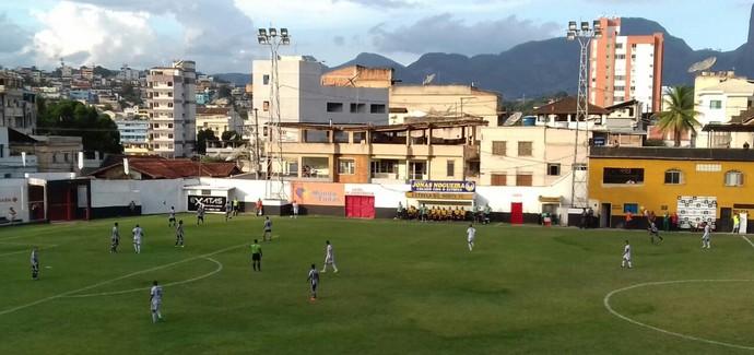 Estrela x Castelo (Foto: Rafaela Gueller/Castelo FC)