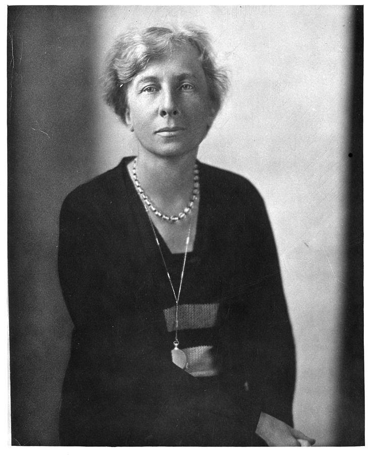 Lillian Gilbreth (Foto: Wikimedia/Smithsonian Institution)