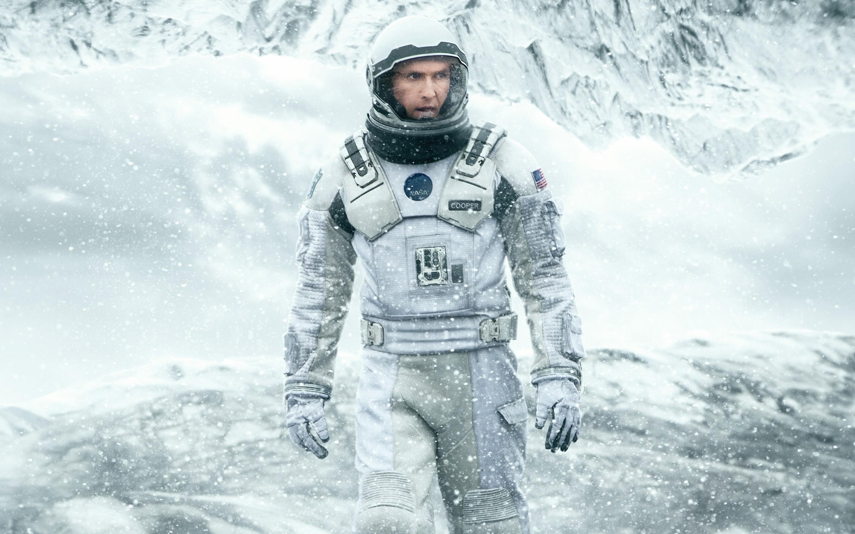 Personagem de Matthew McCounaghey é piloto, fazendeiro e físico quântico (Foto: Reprodução)