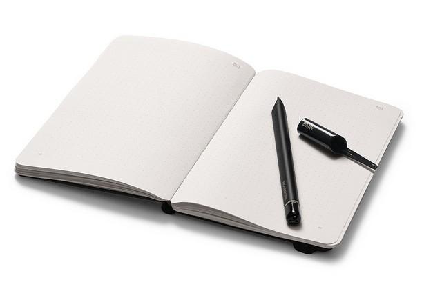 O Smart Writing Set em ação (Foto: Divulgação)
