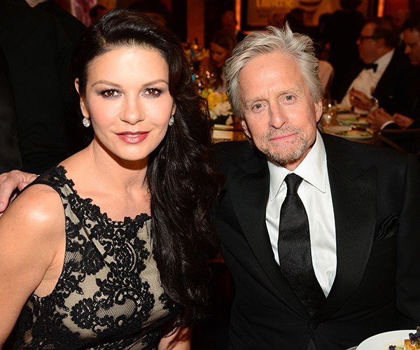 Catherine Zeta Jones e Michael Douglas (Foto: Getty Images)