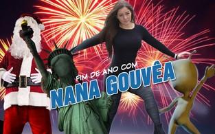Nana Gouvêa e Amigos (Foto: EGO)