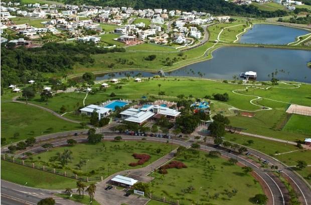 Condomínio Alphaville (Foto: Divulgação)