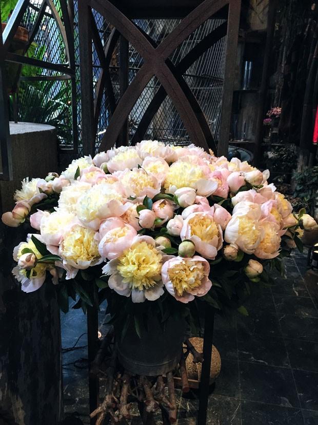 Rei dinamarquês das flores (Foto: Flo Atelier)