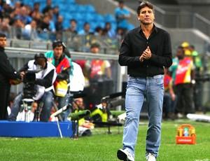 Renato Gaucho Grêmio e Corinthians (Foto: Lucas Uebel / Grêmio FBPA)