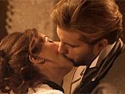 Relembre a história de amor de Laura e Edgar (Lado a Lado/TV Globo)
