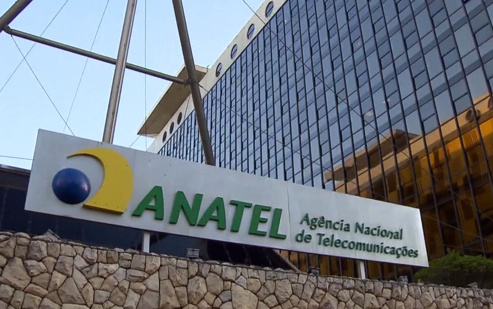 Fachada da sede da Agência Nacional de Telecomunicações (Anatel) no Rio de Janeiro (Foto: TV Globo/Reprodução)