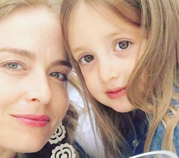 Angélica e a filha, Eva, que completa 4 anos neste domingo (25) (Foto: Reprodução/Instagram)