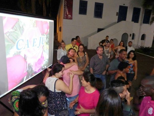 Pedido de casamento tinha até cerimonialista em Piracicaba (Foto: Juliano Amaral/Acervo pessoal)