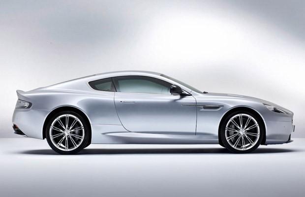 Aston Martin DB9 2013 (Foto: Divulgação)