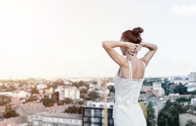 """""""Um céu qualquer"""": crônica de setembro eleita pelo concurso """"Eu na Vogue"""" (Foto: Think Stock)"""