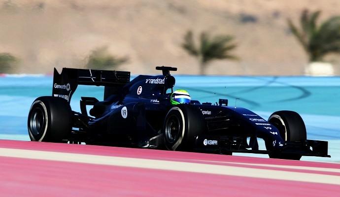 Felipe Massa Williams Bahrein (Foto: Getty Images)