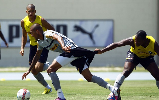 rafael marques botafogo (Foto: Jorge William/Globo)