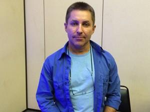 Jornalista Marcos Losekann (Foto: Raul Neto)