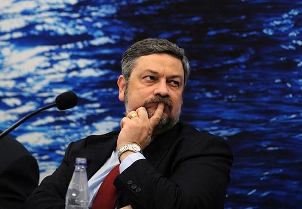 Antônio Palocci foi ministro dos governos Lula e Dilma (Foto: Elza Fiuza/Agência Brasil)