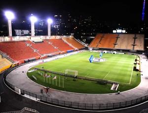 Pacaembu, Corinthians x Millonarios (Foto: Marcos Ribolli)