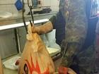 Mais de 50 kg de pescado ilegal são apreendidos em Manaus