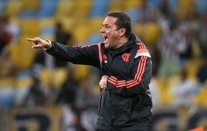 Luxemburgo Flamengo x Botafogo (Foto: André Durão / Globoesporte.com)