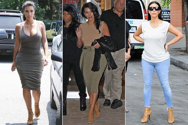 X17 - Kim Kardashian (Foto: X17 / Agência | AKM GSI)