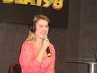 Em rádio, ex-BBB Fernanda despista sobre a primeira vez com André