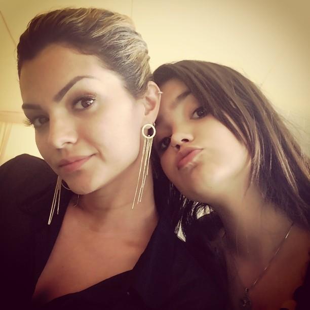 Kelly Key e a filha Suzanna (Foto: Instagram/ Reprodução)
