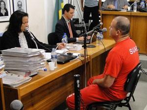 Luiz Ferreira Romão (Foto: Alex Araújo/G1 MG)