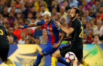 Santos tentou reduzir participação da DIS na venda de Neymar em 2011