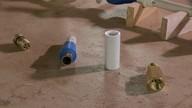 Pesquisadores da UNB avaliam bloqueadores de ar na economia da conta de água