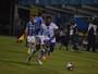 Léo Moura marca no fim, e Grêmio busca empate com o Novo Hamburgo