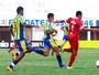 Em jogo festivo, Potiguar de Mossoró empata com o Horizonte em 1 a 1