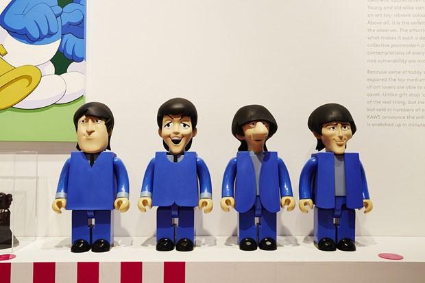 Beatles, em versão LEGO (Foto: Reprodução)