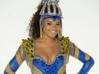 Rainha de Carnaval, Ju Alves declara: 'Gostaria de ter o seio um pouco maior'