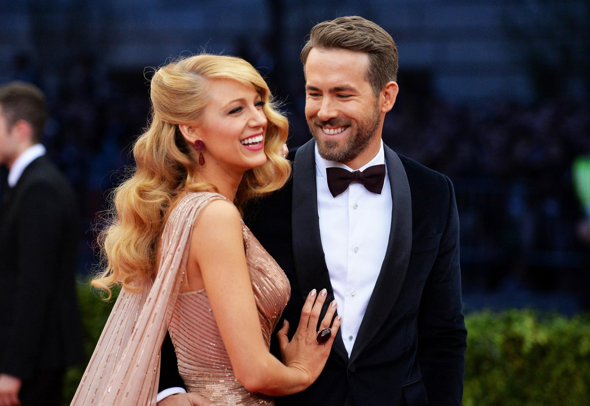 Eles se conheceram em 2010 durante as filmagens de 'Lanterna Verde', se casaram em 2012 e vivem juntos numa casa em Bedford, Nova York. (Foto: Getty Images)