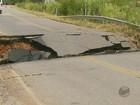 Após queda, ponte que liga Monte Verde a Camanducaia é interditada