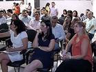 Prefeitos eleitos e vices se reúnem em Uberlândia, MG, para discutir a saúde